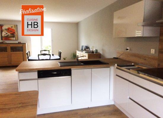 La cuisine par HB design