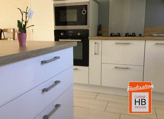 Montage cuisine HB design